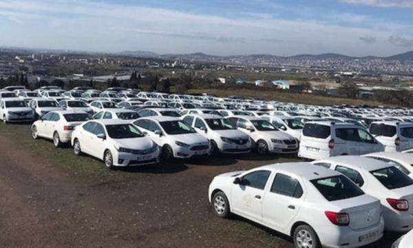 418256cdcd3b4 Araç kiralama sektörünün önde gelen isimlerinden Fleetcorp'un iflasının  ardından, 26 bin aracı İstanbul İcra Müdürlüğü tarafından yarı fiyatına  satılığa ...